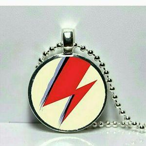 David Bowie Tribute Necklace